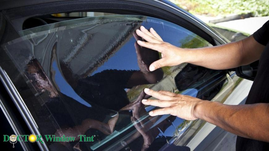 auto window tint