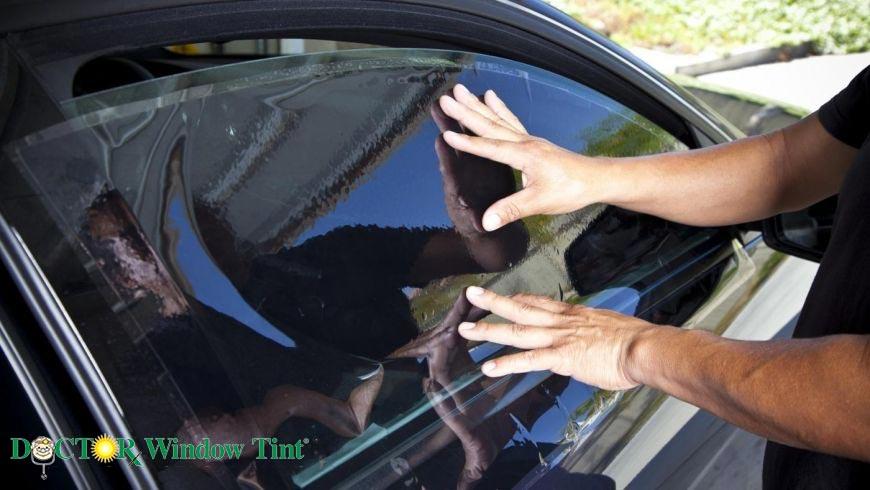 auto window tint