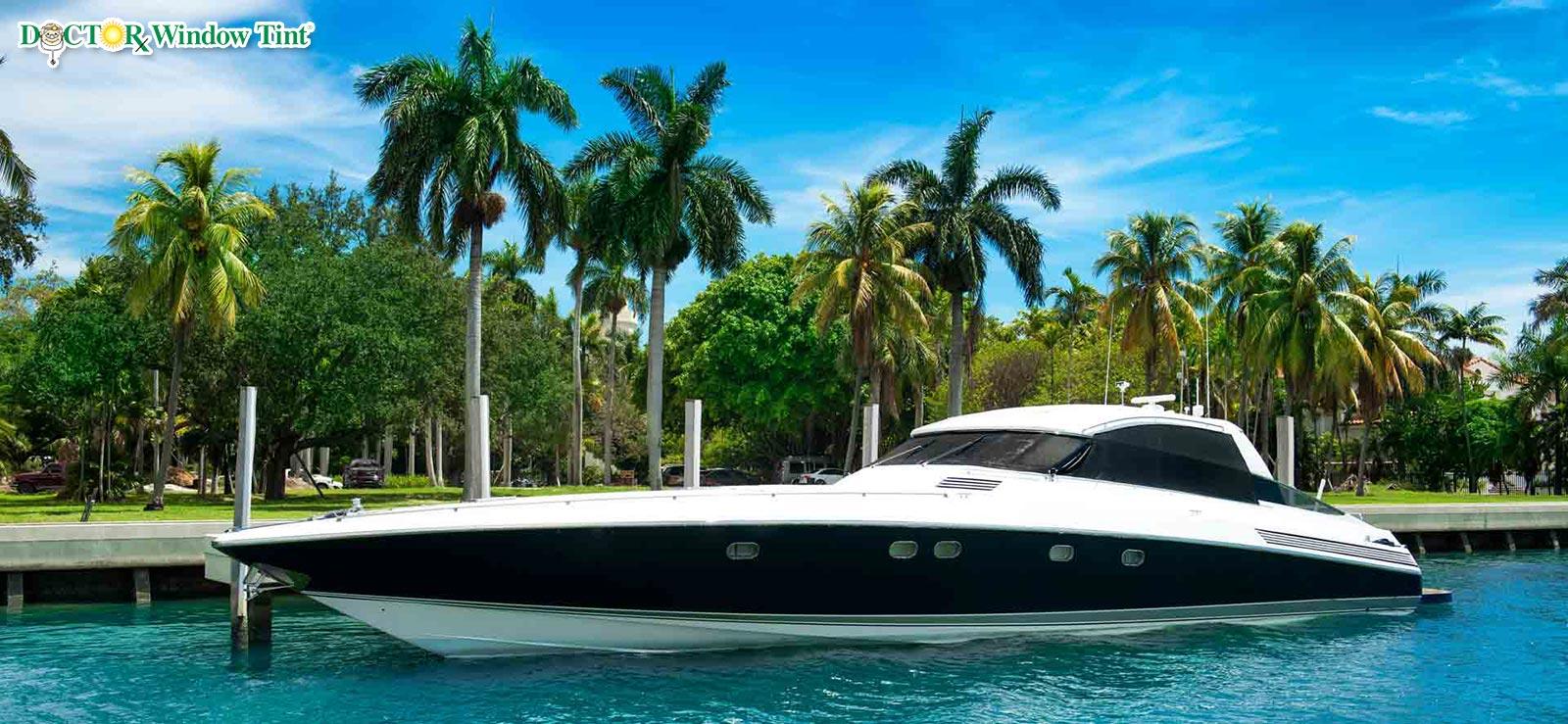 yacht tinting