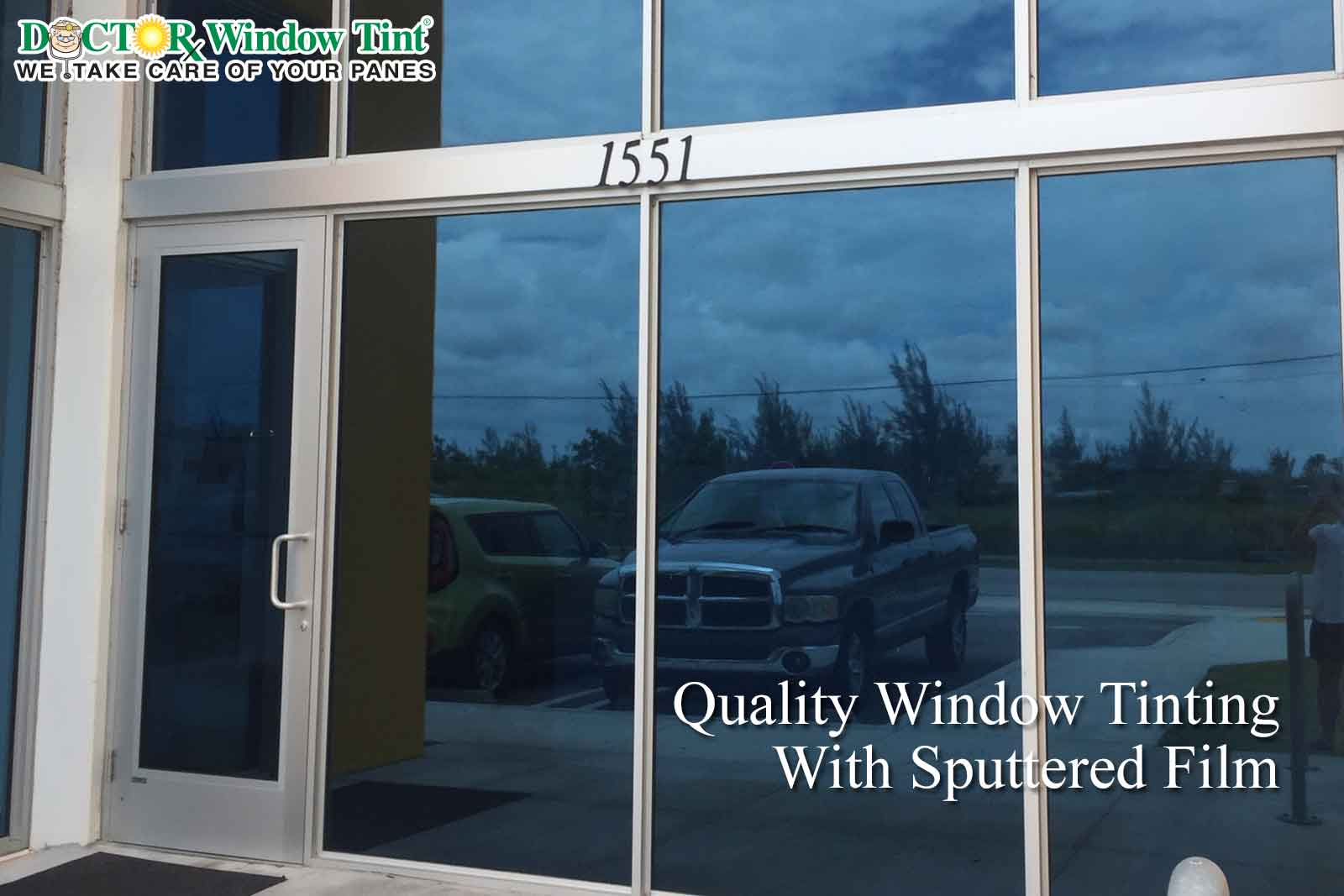 Quality window tinting