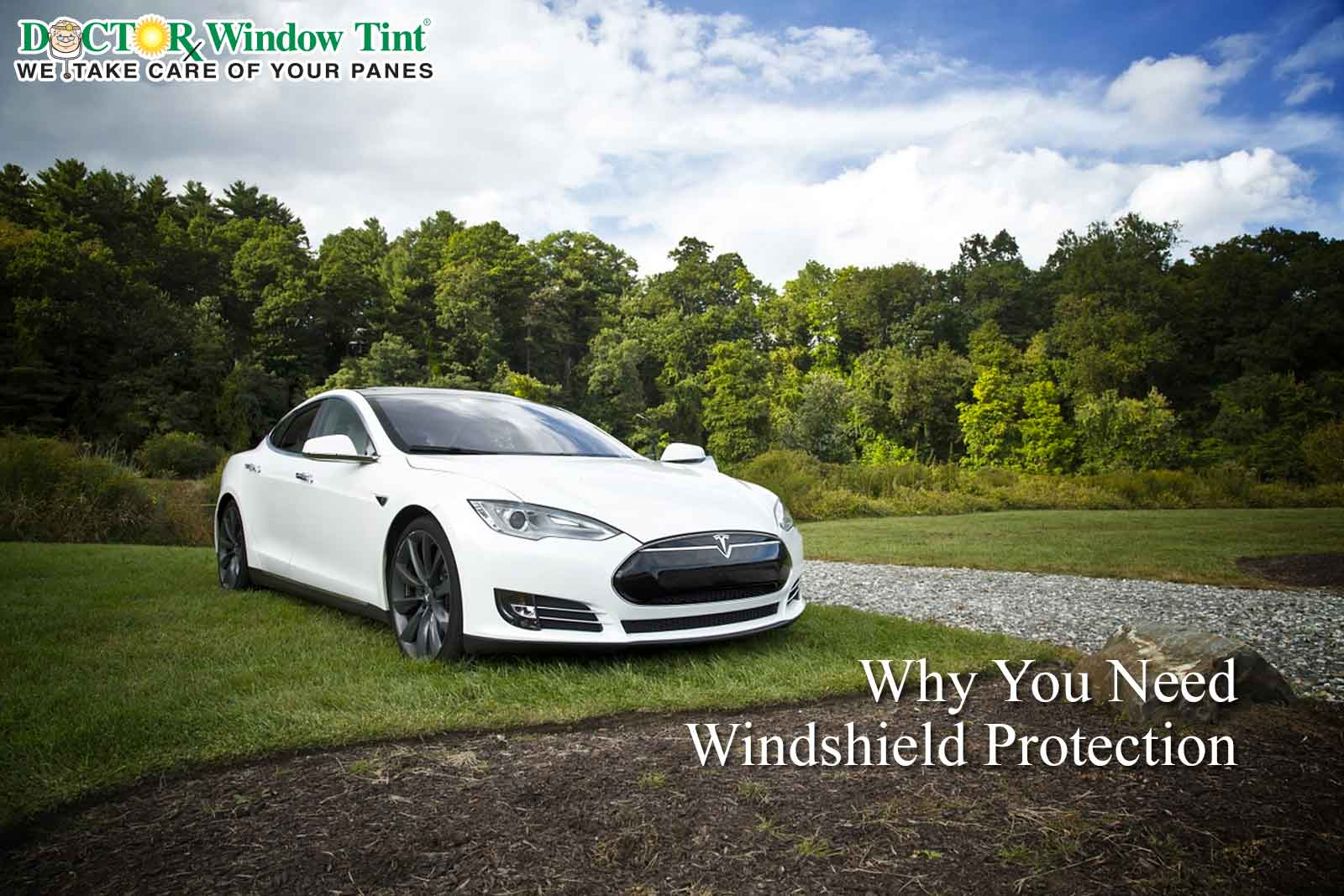 Windshield Protection Film