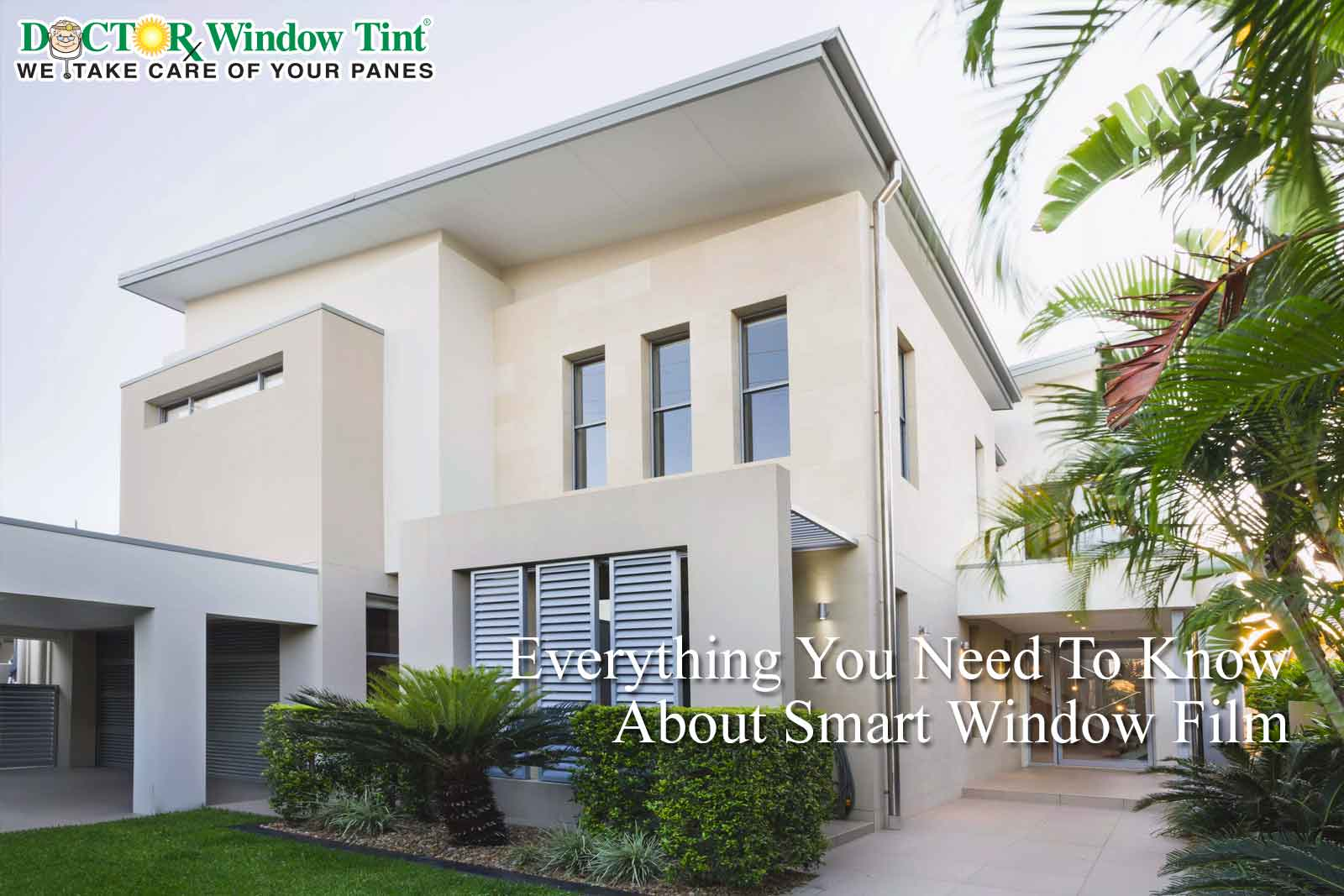 Smart Window Film
