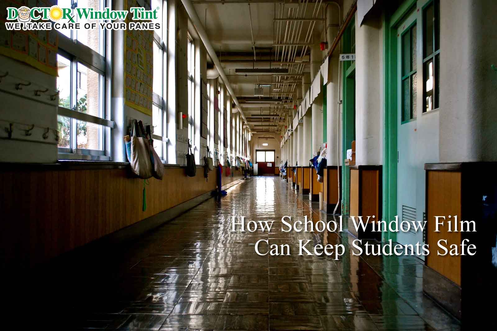 School Window Film