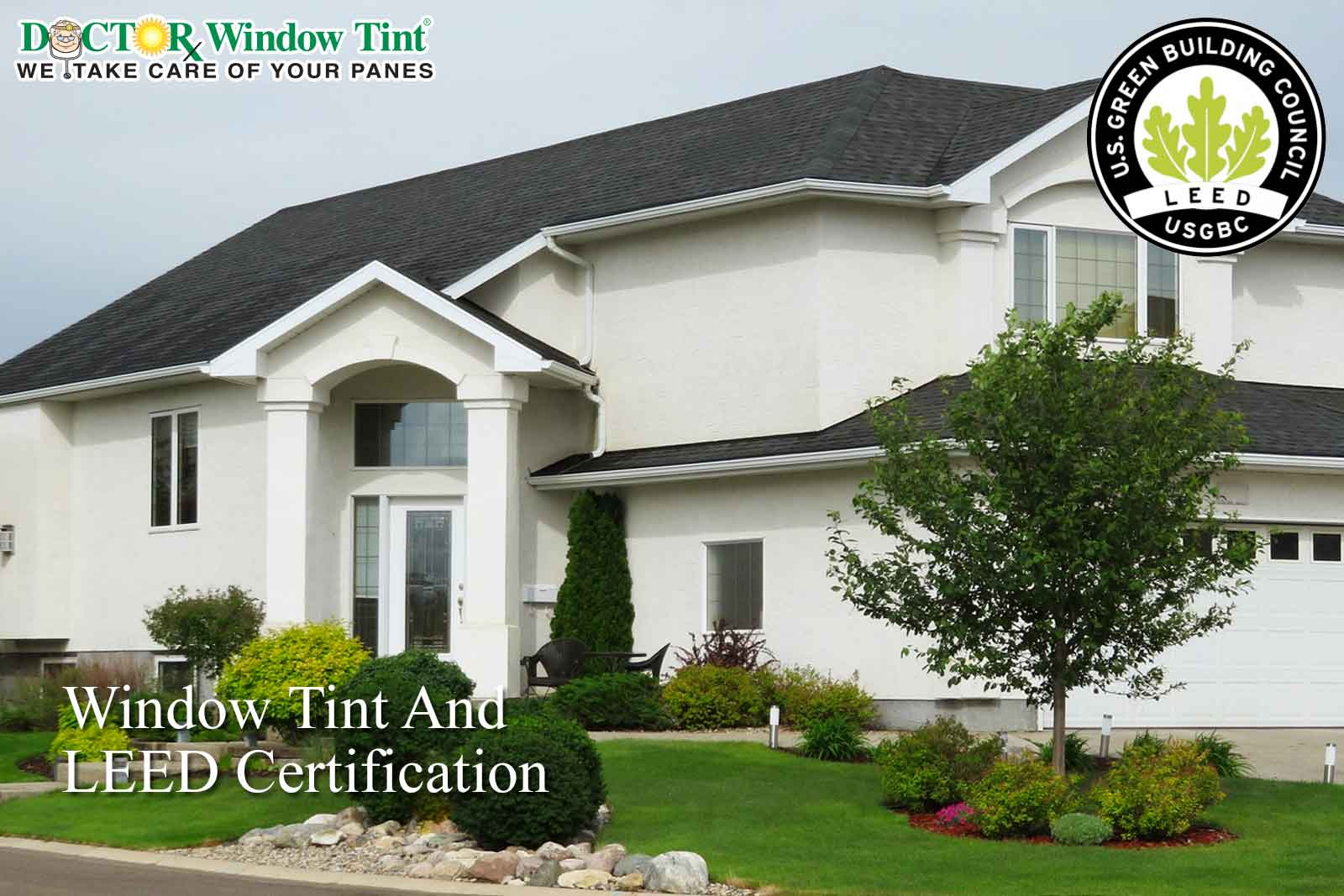 Window-Tint-And-LEED-Certification